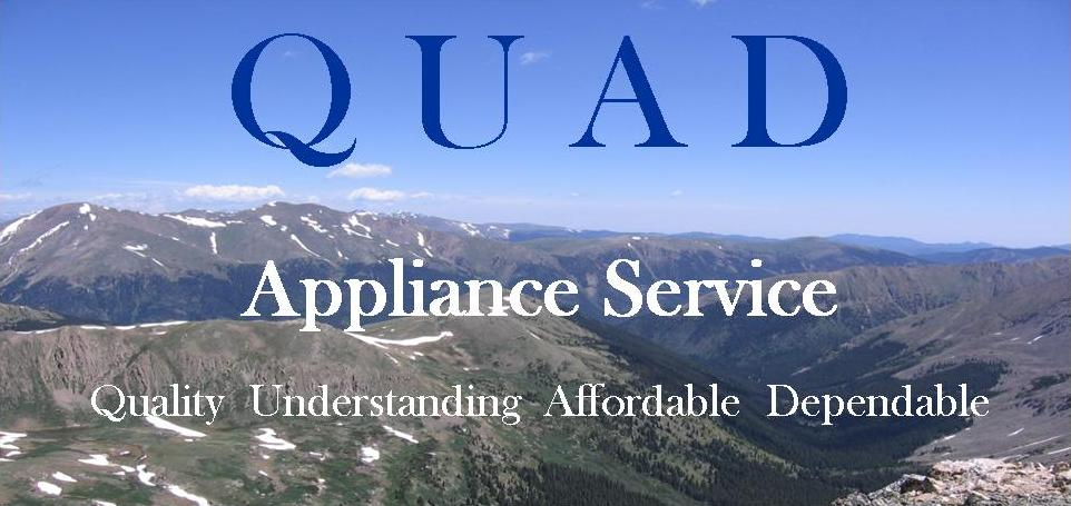 QUAD Appliance Service Castle Rock, CO